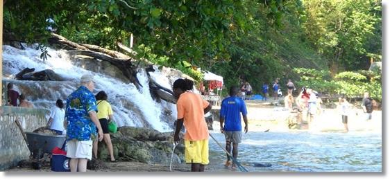 ジャマイカ人男性
