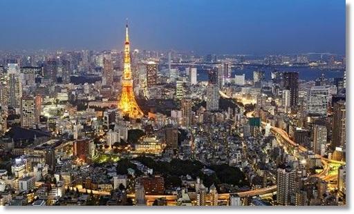 東京観光0